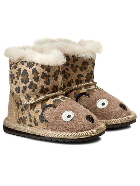 EMU Australia EMU Australia Schuhe Cheetah Walker B11105 Beige