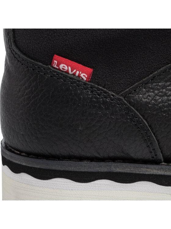 Levi's® Levi's® Polokozačky 230673-829-59 Černá