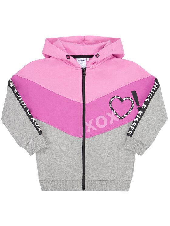 Primigi Primigi Bluză Pink Generation 44152601 Colorat Regular Fit