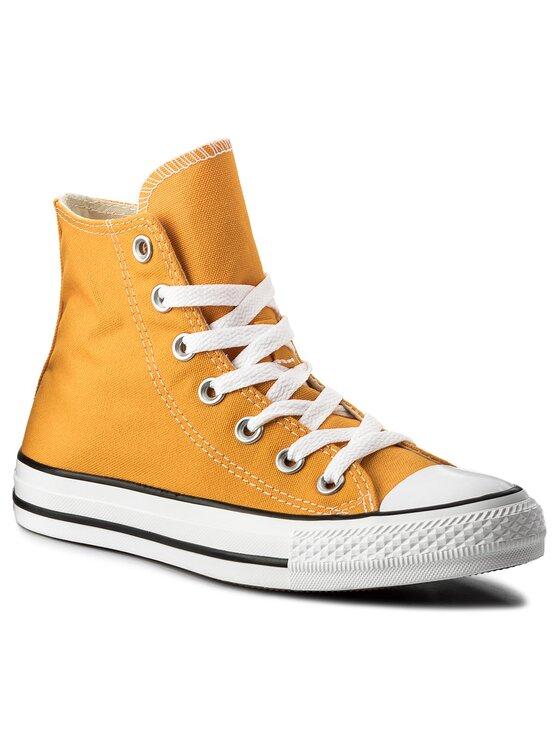 Converse Converse Sportbačiai Ctas Hi 159674C Oranžinė
