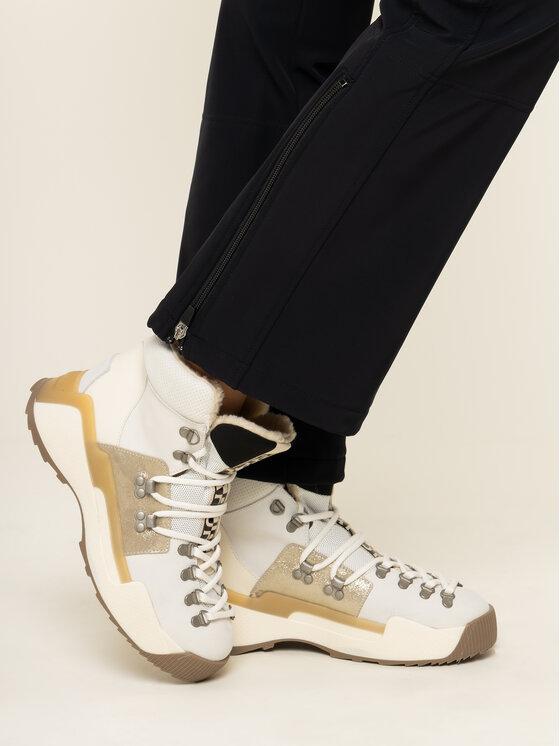 Descente Descente Pantaloni de schi Vivian DWWOGD21 Negru Slim Fit