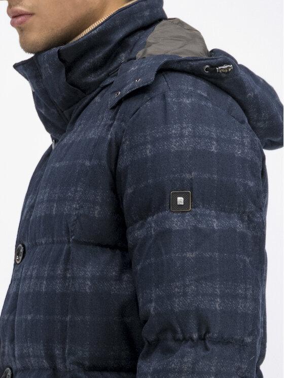 Pierre Cardin Pierre Cardin Zimní bunda 69880 Tmavomodrá Regular Fit