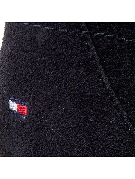 TOMMY HILFIGER TOMMY HILFIGER Bottines Petra 1B FW56821587 Bleu marine