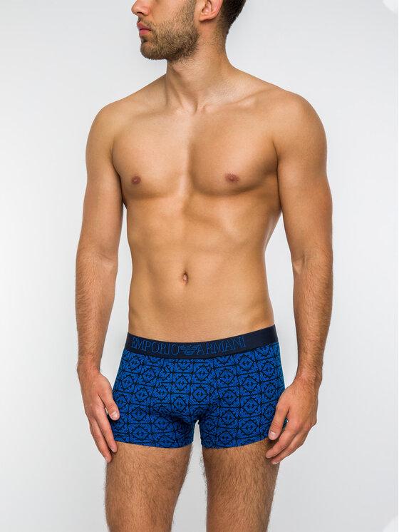 Emporio Armani Underwear Emporio Armani Underwear Boxerky 111290 9P506 57335 Tmavomodrá