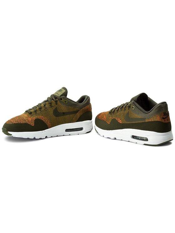 Nike Nike Buty 1 Ultra Flyknit 843384 300 Zielony