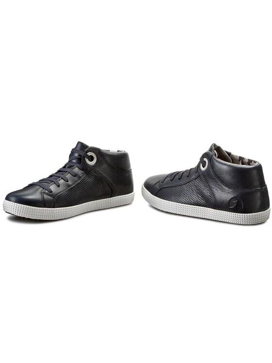 Geox Geox Sneakersy U Hix B U52R8B 00043 C4002 Niebieski