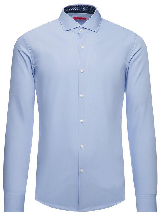 Hugo Hugo Camicia Kery 50415295 Blu Slim Fit