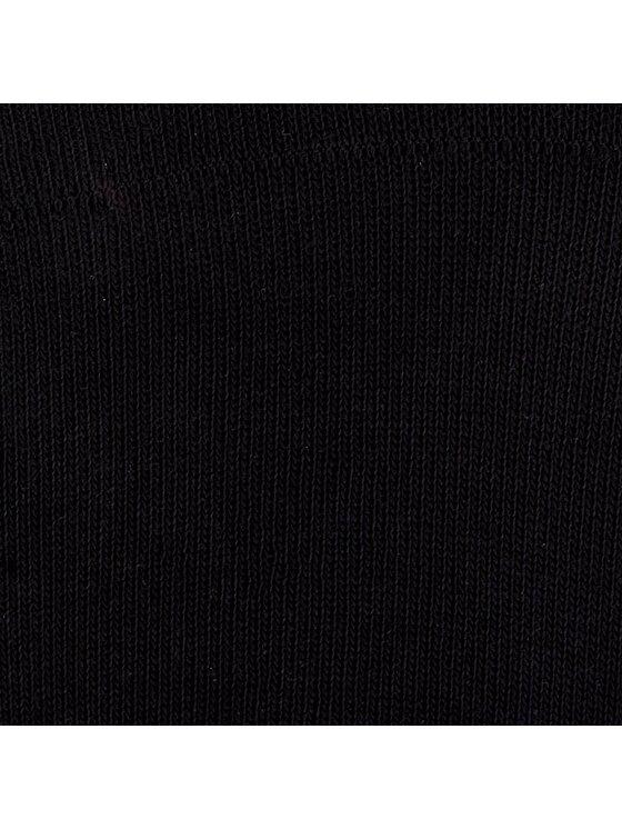 Boss Boss Pánske krátke ponožky Shoeliner Stay On 50272218 Čierna