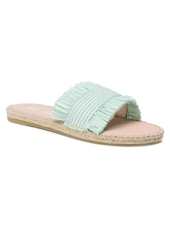 Manebi Espadrilės Flat Sandals G 5.3 Js Žalia