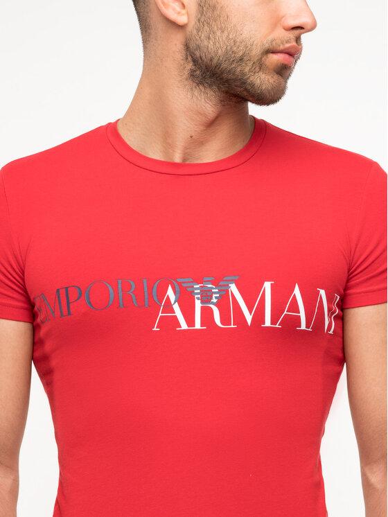 Emporio Armani Underwear Emporio Armani Underwear T-shirt 111035 9P516 00074 Noir Slim Fit