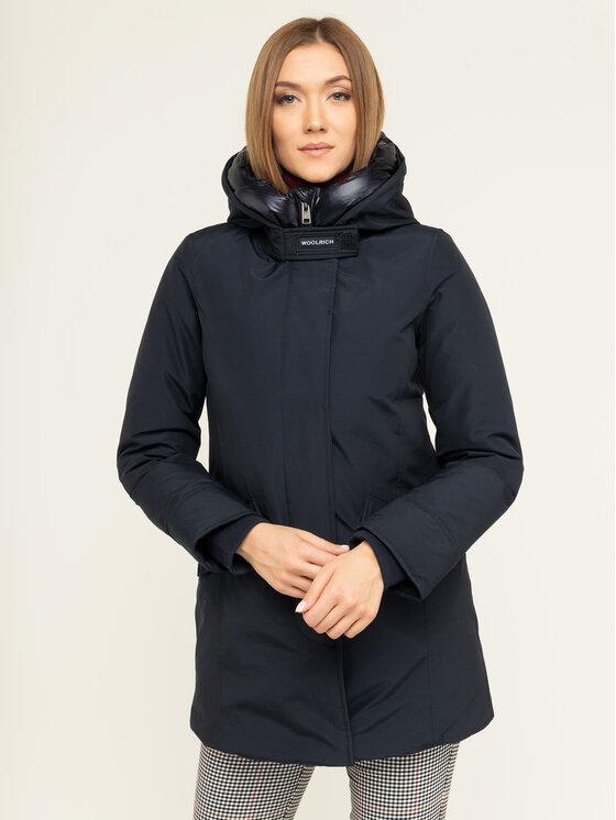 Woolrich Woolrich Hanorac Arctic WWCPS2769 UT0001 Bleumarin Regular Fit