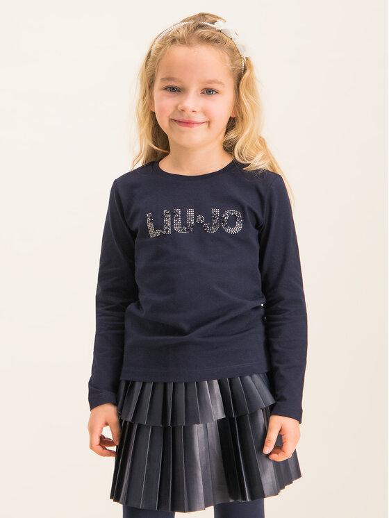 Liu Jo Kids Palaidinė K69108 J0088 Tamsiai mėlyna Regular Fit