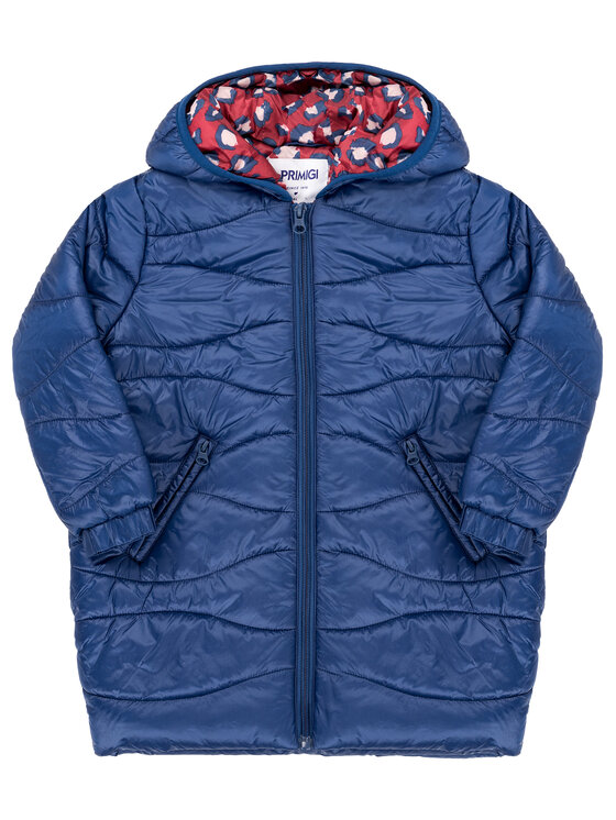 Primigi Primigi Zimná bunda Fuori Display 44102522 Tmavomodrá Regular Fit
