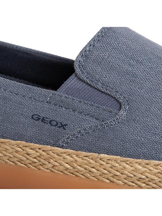 Geox Geox Espadryle U Mondello C U029EC 00010 C4348 Niebieski