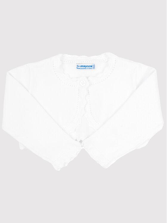 Mayoral Mayoral Sweater 306 Fehér Regular Fit