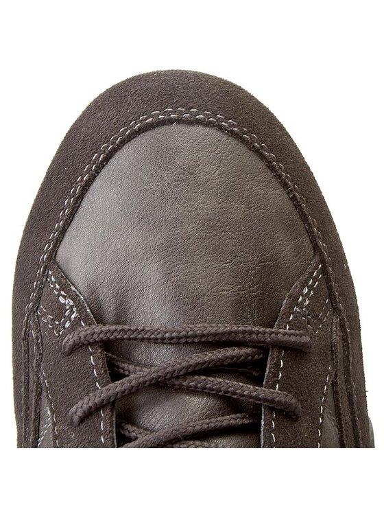 Geox Geox Sneakersy U Snake B U5407B 022PT C6372 Brązowy