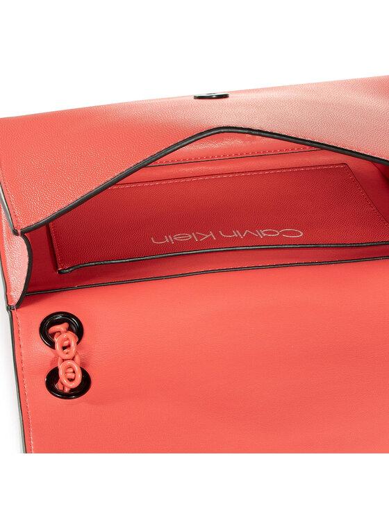 Calvin Klein Calvin Klein Torebka Ck Signature Conv Crossbody Md K60K606350 Różowy