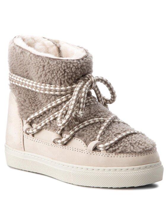 Inuikii Batai Sneaker 60202-6 Pilka