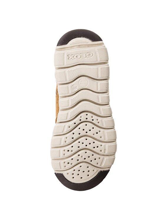 Geox Geox Kotníková obuv J Xunday B. A J843NA 022BC C2286 S Hnědá
