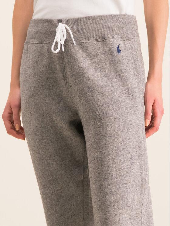 Polo Ralph Lauren Polo Ralph Lauren Teplákové kalhoty Akl 211794397004 Šedá Regular Fit