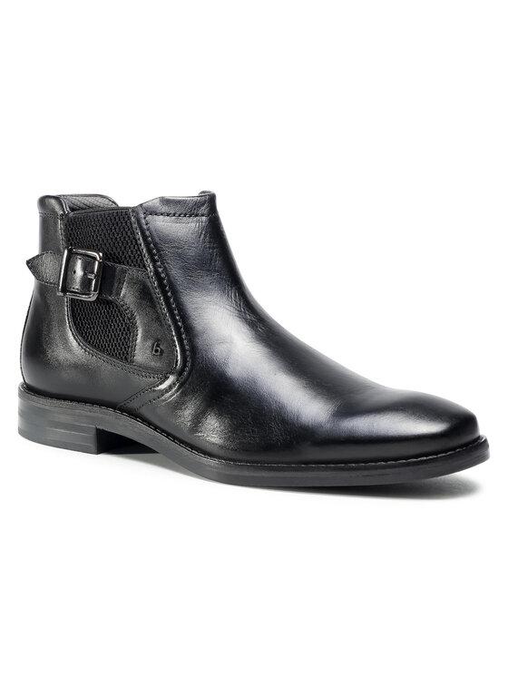 Bugatti Auliniai batai 311-81820-1000 Juoda