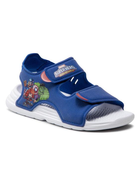 adidas Basutės Swim Sandal C FY8938 Mėlyna