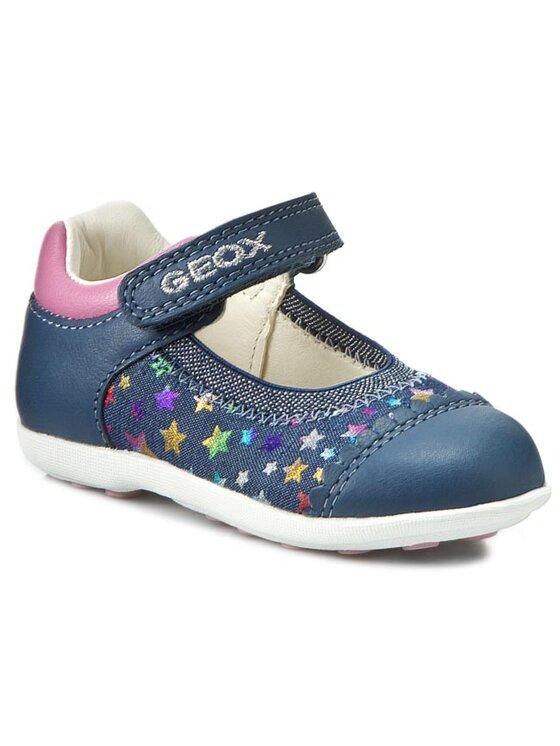 Geox Geox Półbuty B Jodie A B6226A 0SB85 C4243