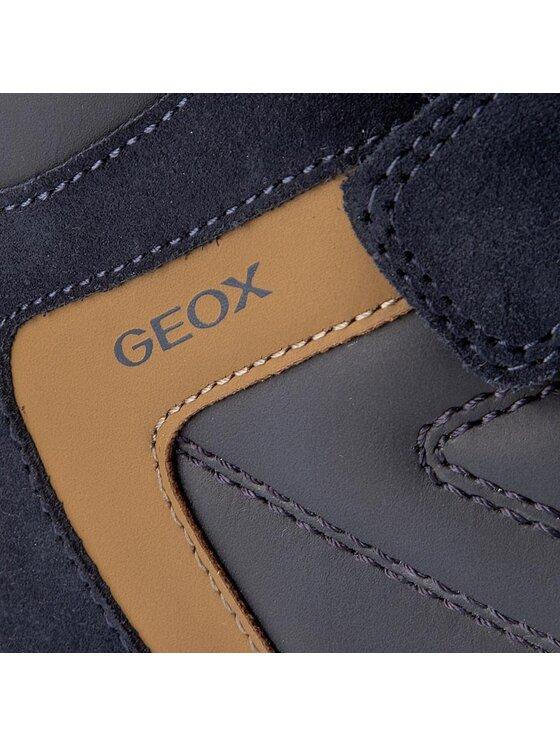 Geox Geox Trzewiki J Arzach B. B J744AB 05422 C4229 D Granatowy