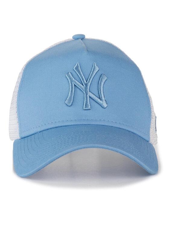 New Era New Era Καπέλο Jockey Essential Trucker N 11945544 Μπλε