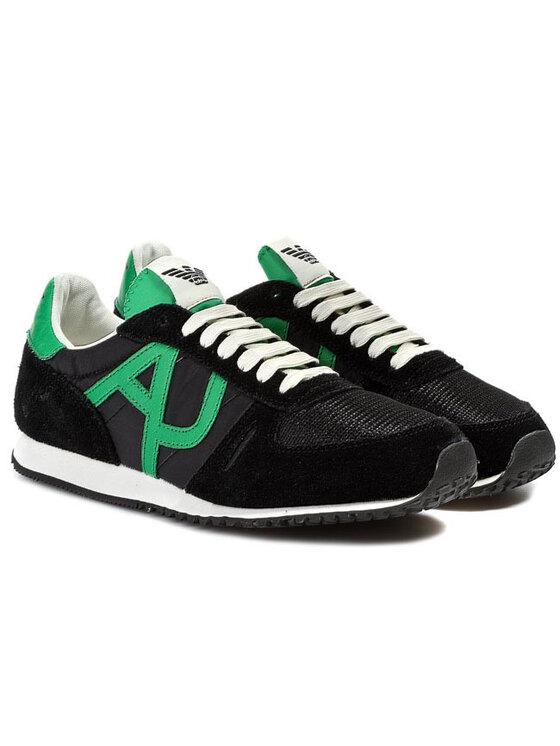 Armani Jeans Armani Jeans Sneakers V6524 22 12 Nero