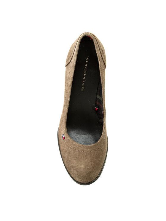TOMMY HILFIGER TOMMY HILFIGER Chaussures basses Nicole 4B FW56817735 Beige