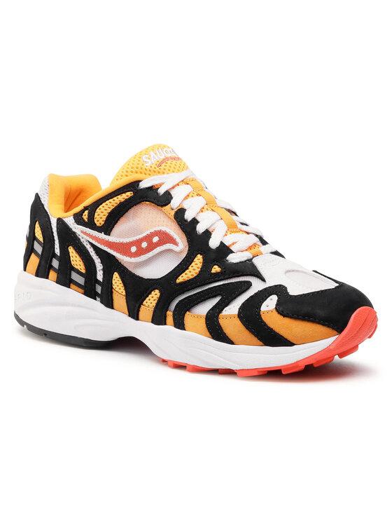 Saucony Laisvalaikio batai Grid Azura 2000 S70491-1 Oranžinė