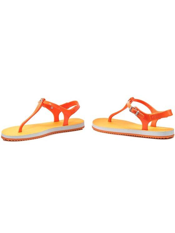 Calvin Klein Jeans Calvin Klein Jeans Tongs Savanna RE9248 Orange