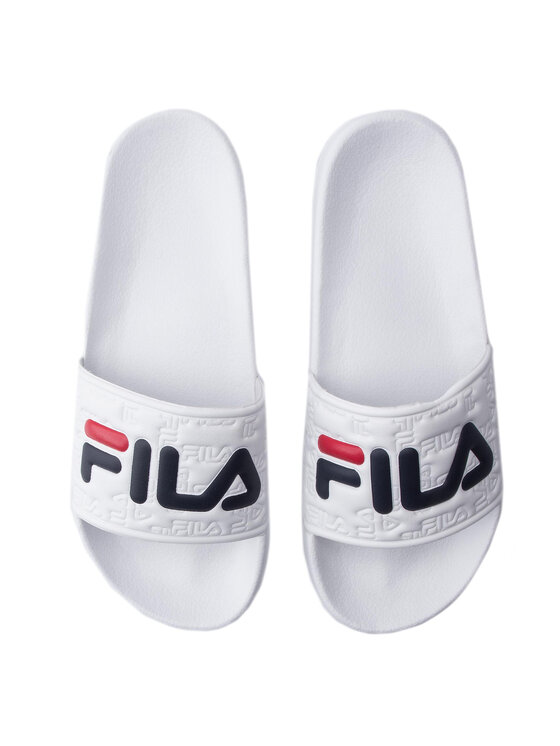 Fila Fila Šlepetės Boardwalk Slipper Wmn 1010640.1FG Balta