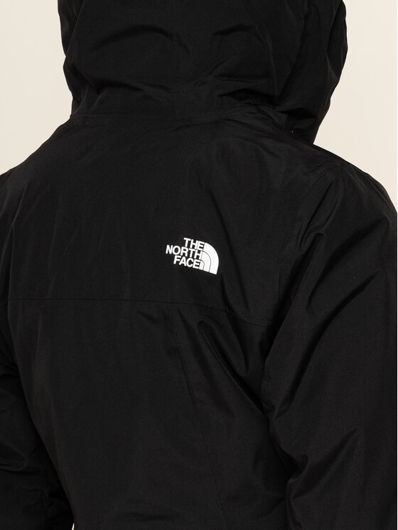 The North Face The North Face Outdoor яке Descendit NF0A3M14JK3 Черен Regular Fit