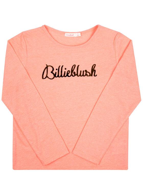 Billieblush Billieblush Bluză U15P01 Roz Regular Fit