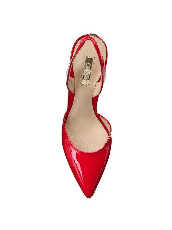 Guess Guess Sandále Pascal4 FLPA41 PAF05 Červená