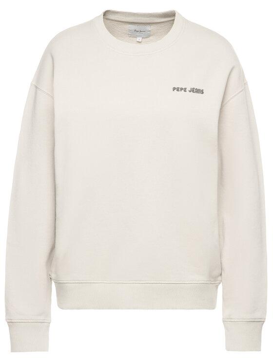 Pepe Jeans Pepe Jeans Sweatshirt Beatriz PL580909 Beige Regular Fit
