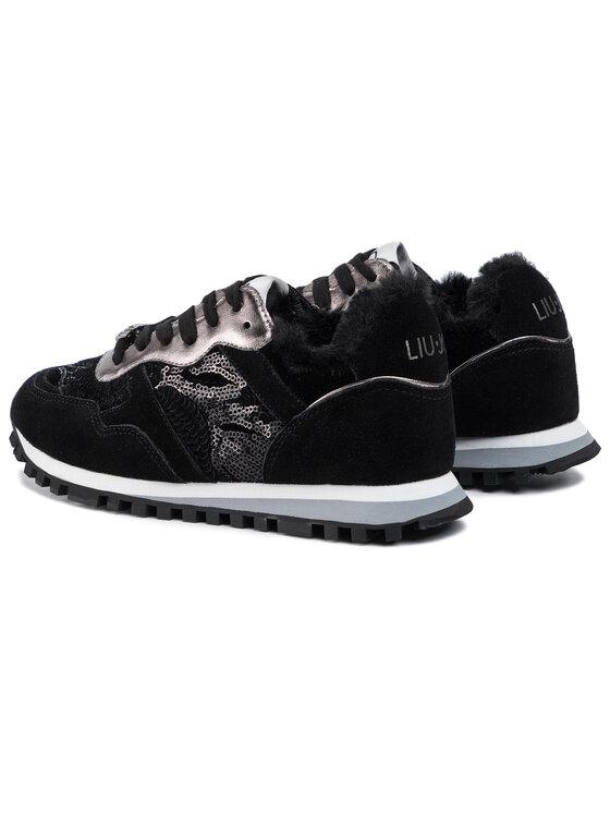 Liu Jo Liu Jo Sneakersy Wonder BXX049 PX069 Czarny