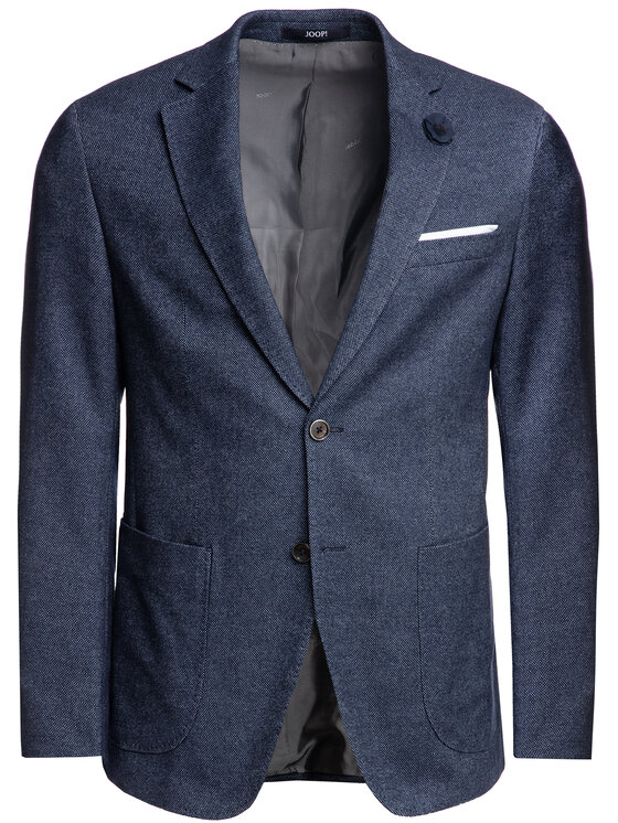JOOP! JOOP! Blazer 30017812 Bleu marine Modern Fit