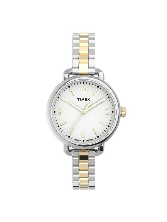 Timex Laikrodis Standard Demi TW2U60200 Auksinė