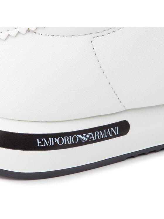 Emporio Armani Emporio Armani Sneakers X4X260 XL709 K222 Weiß