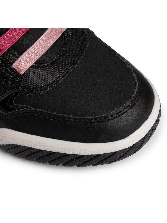 Geox Geox Sneakersy J Inek G.B J94ASB 0CE54 C9999 D Černá