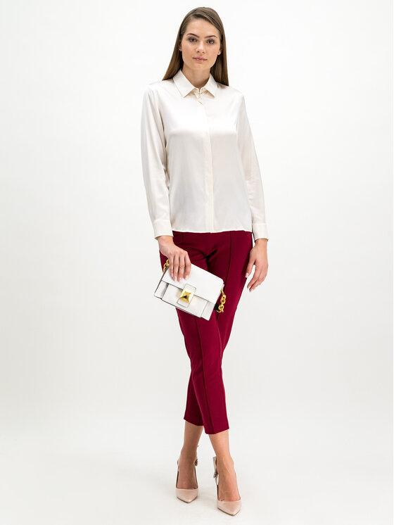 Pennyblack Marškiniai Elvezia 11141519 Balta Regular Fit