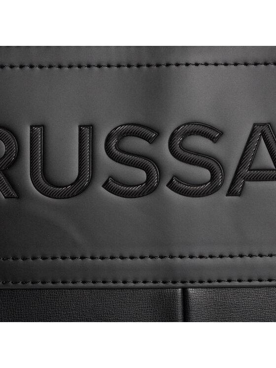 Trussardi Jeans Trussardi Jeans Geantă crossover Courmayeur Ipad Case 71B00220 Negru