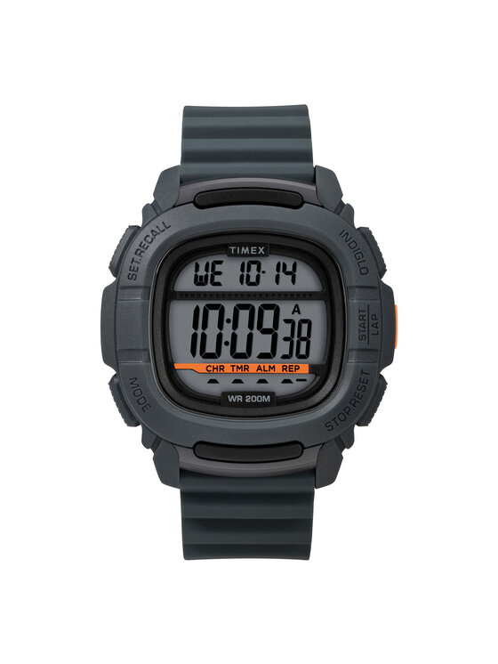 Timex Laikrodis Command 47 TW5M26700 Pilka