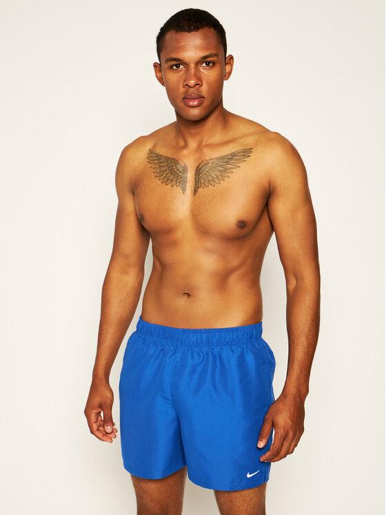 Nike Nike Szorty kąpielowe Essential NESSA560 Granatowy Regular Fit