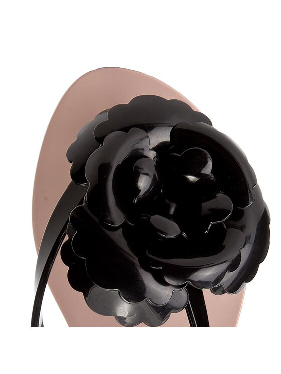 Melissa Melissa Infradito Harmonic Flower Ad 31961 Nero