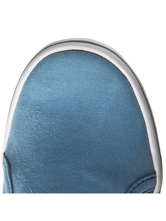 Tommy Hilfiger Tommy Hilfiger Teniși Slater 8D-1 FG56821041 Albastru