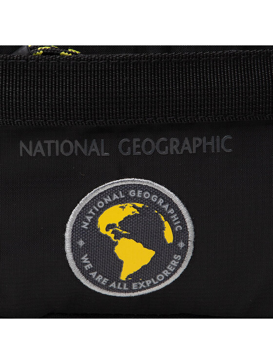 National Geographic National Geographic Saszetka nerka Toiletry Bag N16981.06 Czarny